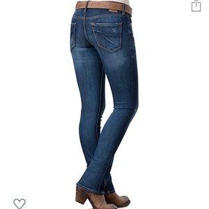 Dear John Hybrid Skinny Bootcut Jeans